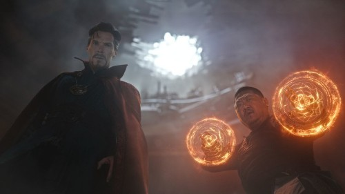 One Doctor Strange line from 'Infinity War' basically sets up 'Avengers 4'