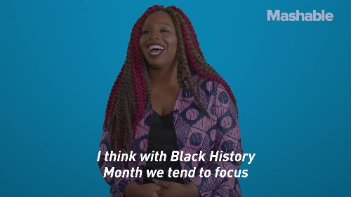 Black Lives Matter co-founder explains what people get wrong about Black History Month