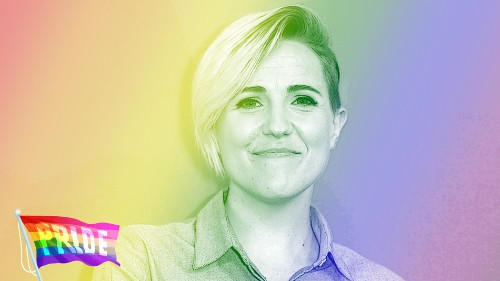 Hannah Hart wants nothing more than for you to love yourself