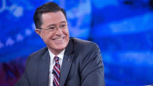 Stephen Colbert cheats death in final 'Report'