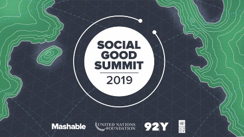 Social Good Summit 2019 announced: Tickets now available