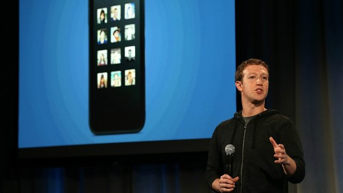 How Facebook Can Make Money Off Facebook Home
