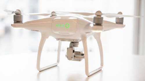 There's finally a DJI Phantom drone that can follow you
