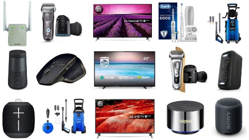 Bose speakers, Samsung 4K TVs, Logitech keyboards, Braun electric shavers, and more on sale for Sept. 13 in the UK