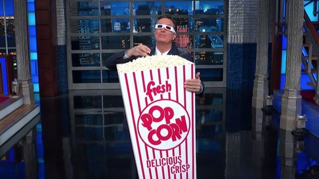 Stephen Colbert breaks down the last 48 hours in impeachment news