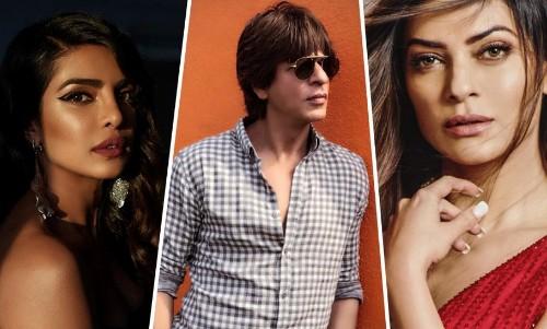 Priyanka Chopra, Shah Rukh Khan And Deepika Padukone Among World's Most Admired Celebs