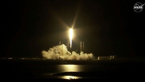 SpaceX just blasted a critical NASA instrument into space