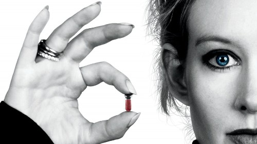 'The Inventor' is a monster movie. Elizabeth Holmes is its star.