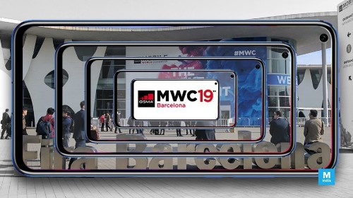 Here's what every smartphone company is launching at MWC 2019, along with Indian times