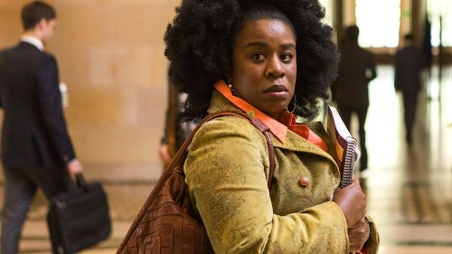 Uzo Aduba's 'Ms. Virginia' is an exercise in separating performance from politics