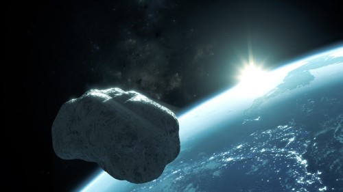 Asteroid Bennu Features Will Be Named After Mythical Birds
