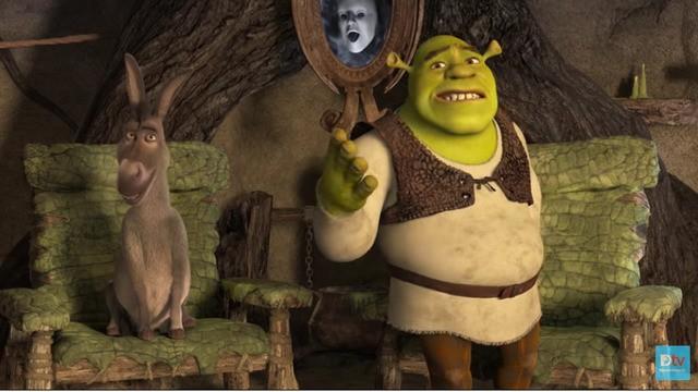 Shrek for president? Beloved ogre launches satirical presidential campaign