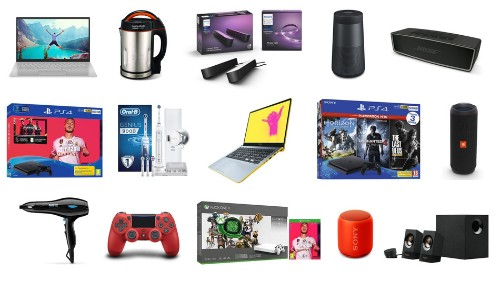Bose speakers, ASUS laptops, Oral-B toothbrushes, Philips razors, and more on sale for Oct. 2 in the UK