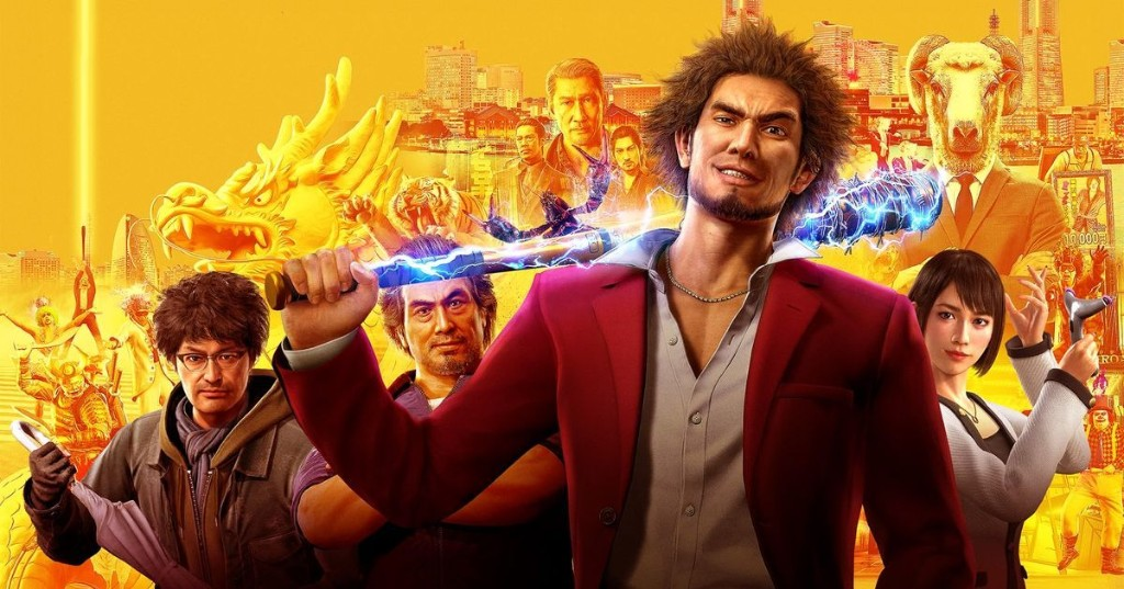 'Yakuza: Like A Dragon's hero is a giant himbo who needs to be saved from himself
