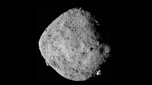 NASA Finalized Four Landing Sites On Asteroid Bennu