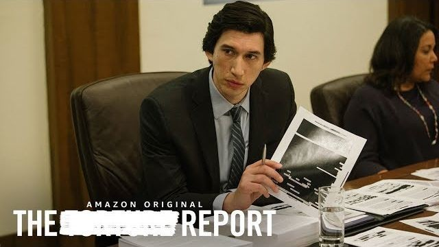 Adam Driver fights for the truth in teaser trailer for 'The Report'