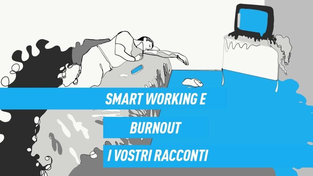 Stress da smart working: le vostre storie