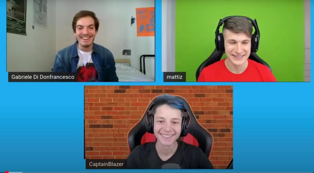 A spasso per Fortnite con Mattiz e CaptainBlazer: giovani youtuber da record