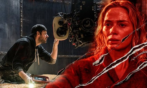 Don't Scream! John Krasinski Just Announced 'A Quiet Place 2' Starts Shooting