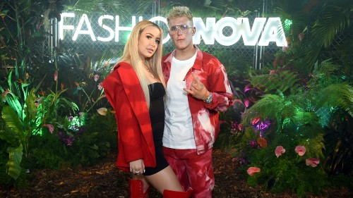 Jake Paul and Tana Mongeau got engaged and no one is sure if it's real