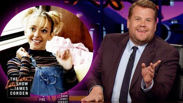 James Corden brutally tears apart that Britney Spears biopic