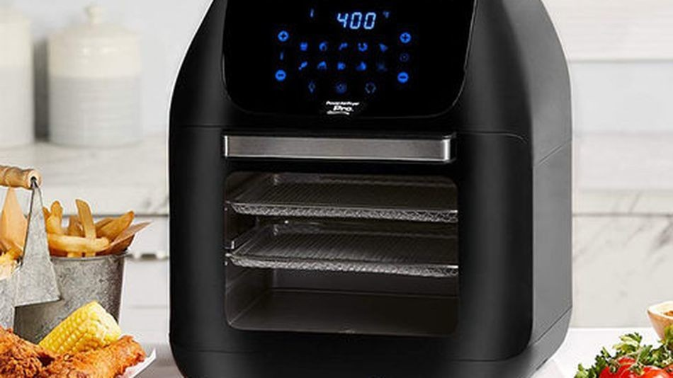 Reinvigorate your kitchen with this air fryer that cooks meals in minutes