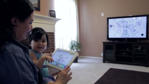 AT&T Launches 'Second Screen' App for Babies
