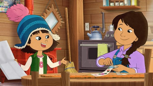 'Molly of Denali' is everything that a great kids' show should be