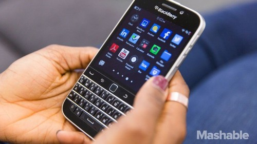 BlackBerry is reportedly planning a switch to Android
