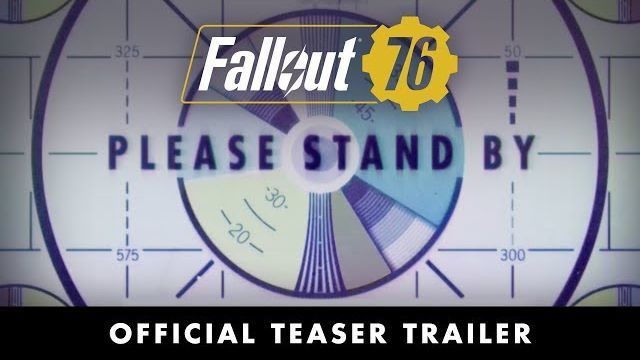 'Fallout 76' announced after a hype-filled Twitch stream, but what is it?
