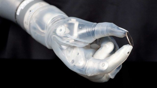 FDA Approves Segway Inventor's Mind-Controlled Robotic Arm
