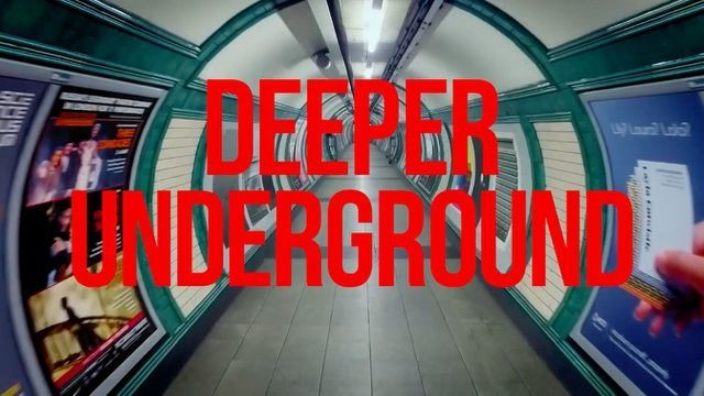 This symmetrical supercut of the London Underground is dizzyingly beautiful