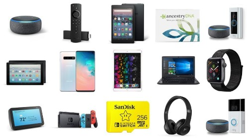 Prime Day deals: Echo Dot, Echo Show 5, Fire HD, iPad Pro, 23andMe, and more for July 15