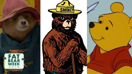 The best and worst fictional bears