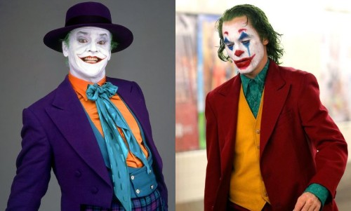 Is That a Tim Burton's 'Batman' Easter Egg We See In Joaquin Phoenix's 'Joker' Poster?