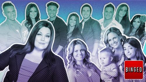 I'm not ashamed to be ashamed of binging terrible TV shows