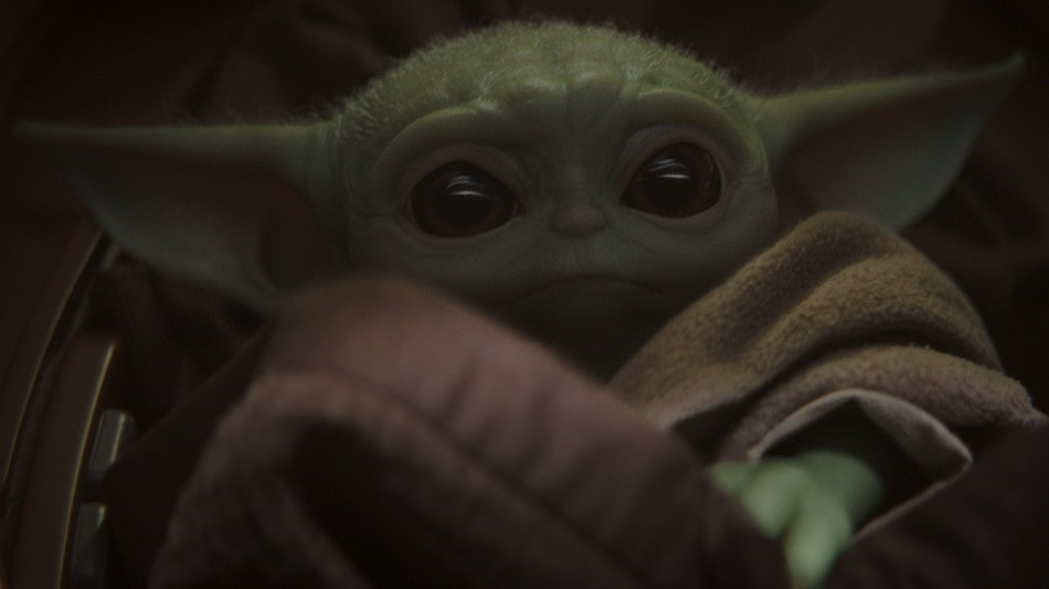 Baby Yoda: Our Son - cover