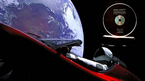 The accidental library: Why Elon Musk launched books to space that could last 14 billion years
