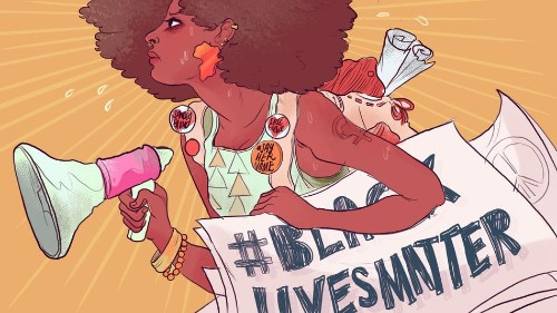 Radical imagination is a necessary, sustaining force of black activism