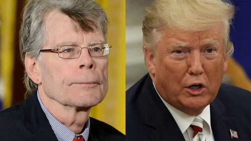Stephen King has a very bleak prediction for how Trump's presidency will affect the U.S.