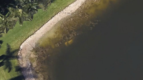 He went missing 22 years ago. Then someone saw his car in a pond on Google Maps.