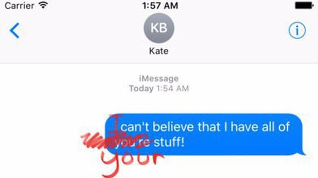 'Grammar Snob' is the perfect app for people who are objectively the worst