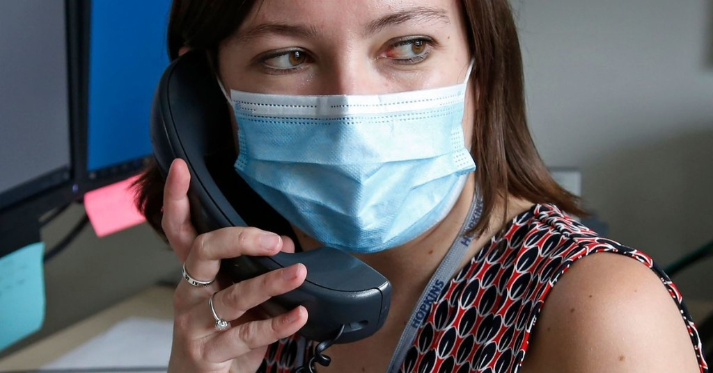 How NYC plans to get in touch if you've had contact with a COVID-19 patient