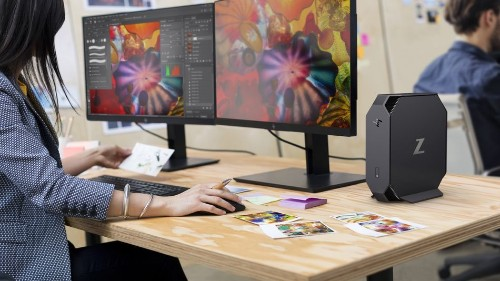 This tiny PC is changing the lives of graphic designers in a big way