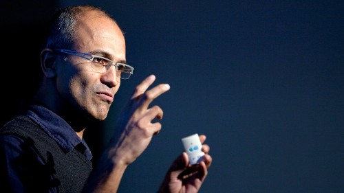5 Things You Should Know About Microsoft's New CEO