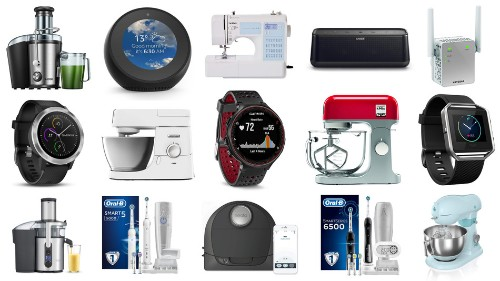 Fitbits, Philips juicers, Kenwood mixers, Amazon devices, and more on sale for March 12 in the UK