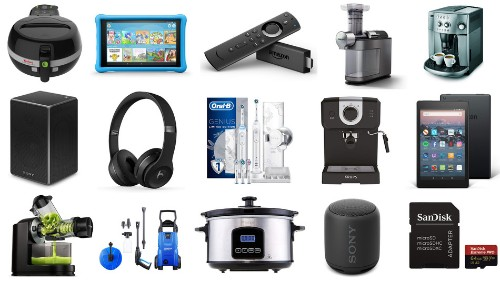 Beats headphones, Tower air fryers, Fire tablets, Sony speakers, and more on sale for May 23 in the UK
