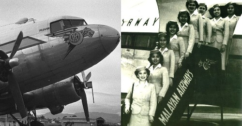 Before Singapore and Malaysia Airlines, there was Malayan Airways - Culture