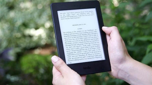 The waterproof Kindle Paperwhite is now available for under £100