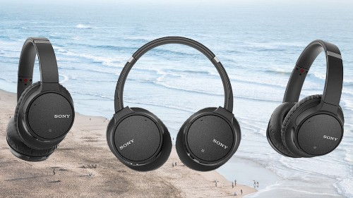 Sony noise-canceling headphones on sale — save $100